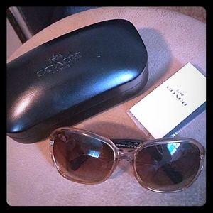 Brand new Coach sunglasses. HC 8145.